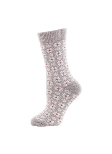 Panthzer Spor Çorap Gri